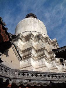 塔院寺-五台山-皮牙子