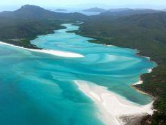 圣灵群岛+威桑迪政府+昆士兰三日游