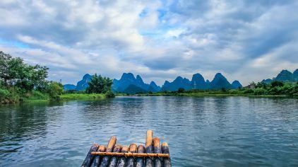 桂林-遇龙河