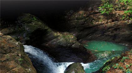 龙水峡地缝9