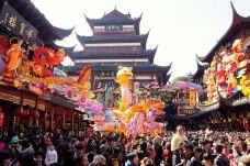 城隍庙旅游区-上海-霸气花花帝