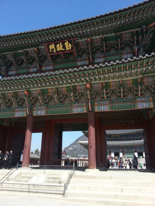首爾五大故宮之首——景福宮