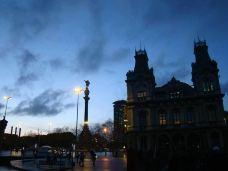 哥伦布纪念碑-巴塞罗那-霸气花花帝
