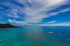 威基基海滩-檀香山-doris圈圈