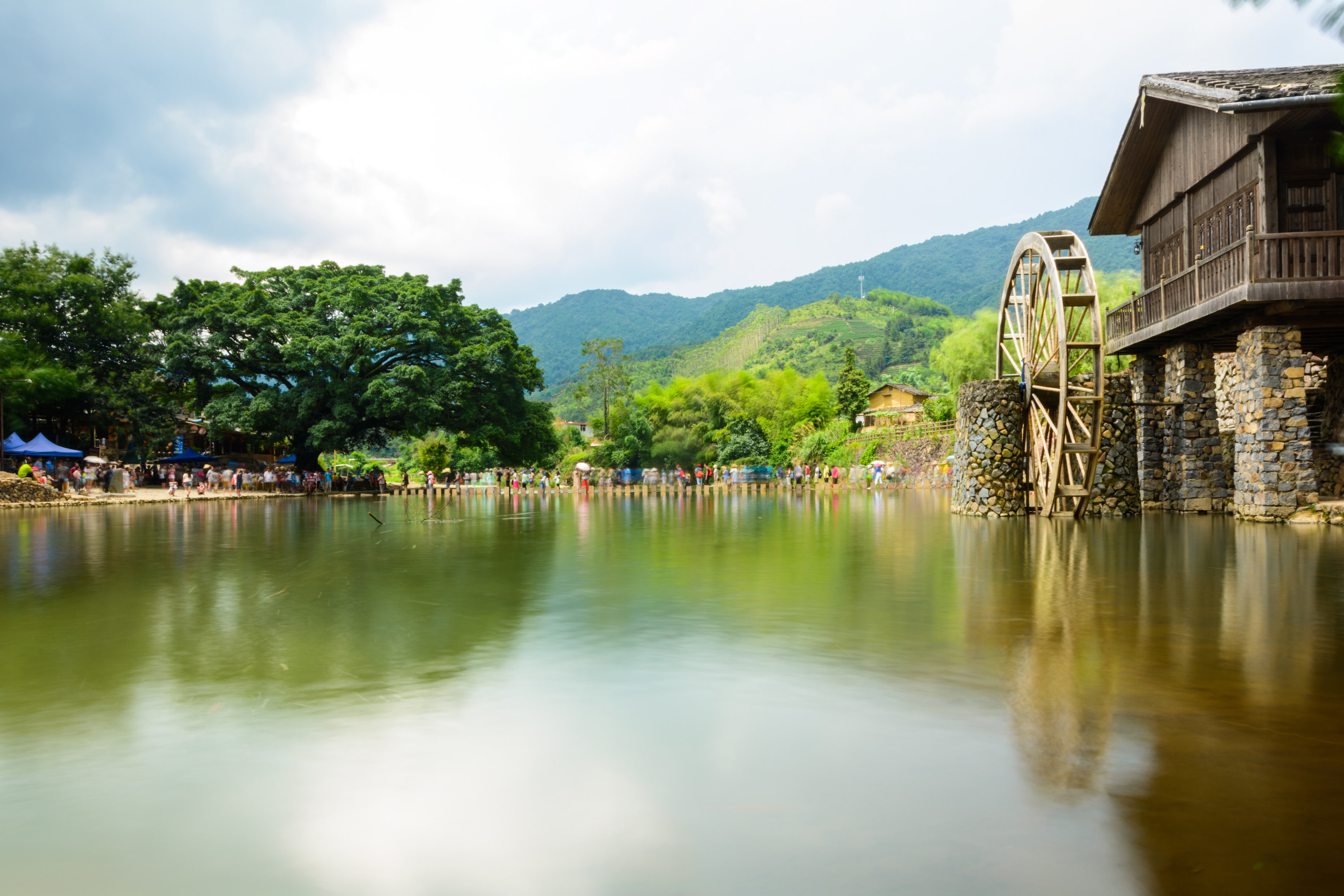 Yunshuiyao Scenic Spots Private Day Tour