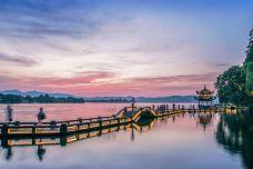 杭州-西湖-长桥公园1-杭州-冯杰