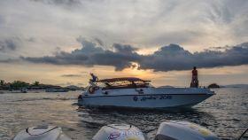 泰国普吉岛皇帝岛+蜜月岛一日游