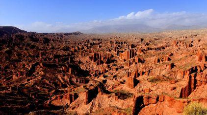 新疆南疆温宿大峡谷 1