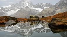 马特宏峰冰川天堂