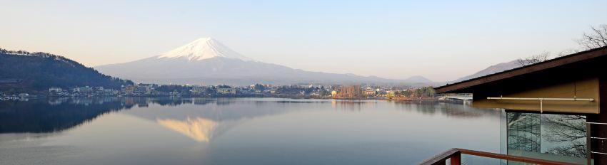 河口湖?富士山