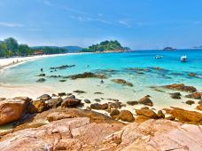 马来西亚热浪岛5日私家团·热浪岛塔雅拉斯度假酒店 水晶沙滩 嬷嬷茶屋(夏日嬷嬷茶)拍摄地+浪中岛潜水悠闲度假圣地