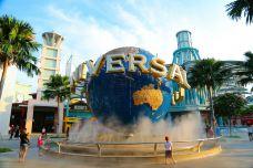 新加坡环球影城-圣淘沙岛-Doctor_Garfield