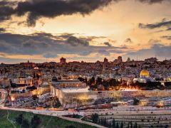 耶路撒冷+马萨达等6日游
