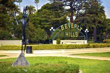 比佛利山庄-洛杉矶市-doris圈圈