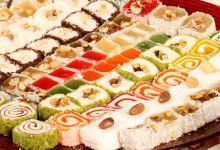 伊斯坦布尔美食图片-土耳其软糖
