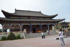 万佛禅寺-东戴河-老脚走世界