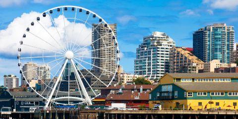 西雅圖碼頭區