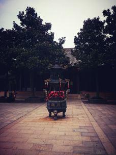 宝岩禅寺-常熟-名字太长躲在树后不容易发现