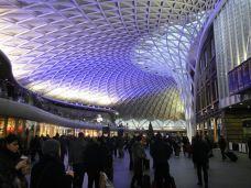 国王十字火车站-伦敦-舜舜丽丽