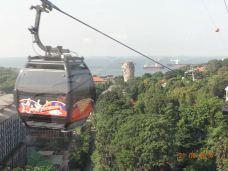 圣淘沙岛-新加坡-心
