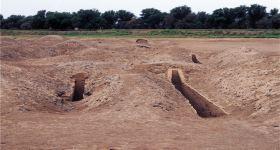 吐鲁番阿斯塔那古墓景区成人票