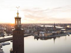 斯德哥尔摩+基律纳2日游