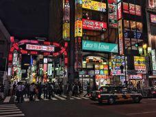 新宿歌舞伎町-东京-doris圈圈