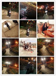 延吉公园-延吉-剪心月
