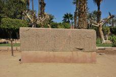 孟菲斯博物馆-开罗-白西顾