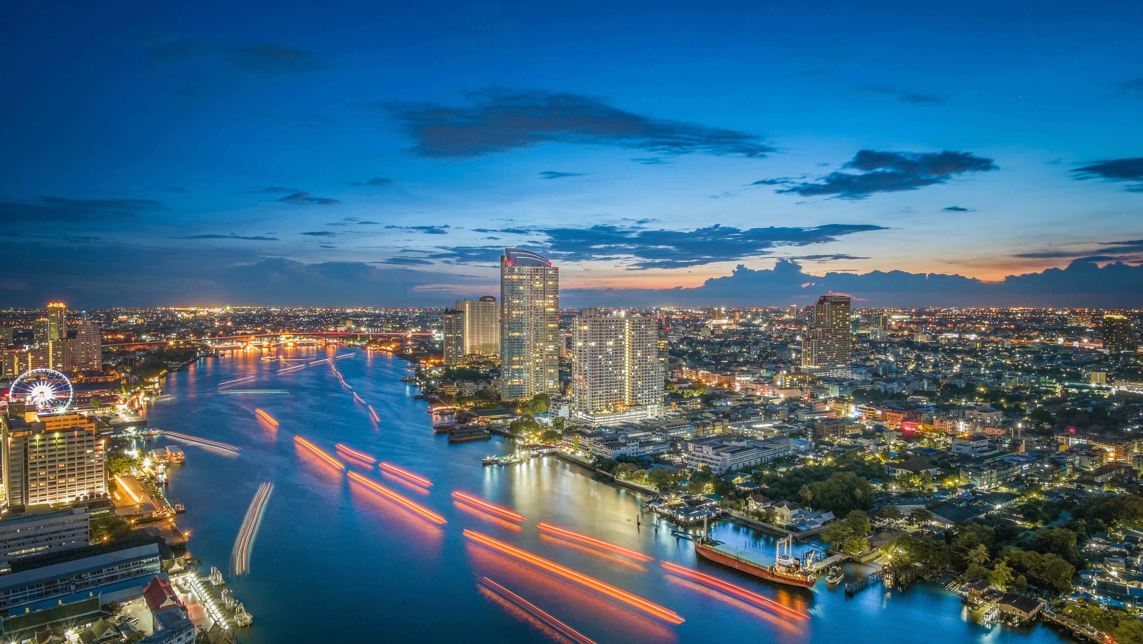 湄南河  Chao Phraya   -2