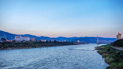 西双版纳-景洪-澜沧江