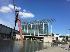 Het Nieuwe Instituut-鹿特丹-雨田