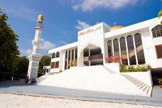 星期五大清真寺-绚丽岛-加藤颜正Kato