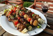 阿布扎比美食图片-阿拉伯烧烤