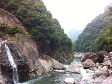 浙东大峡谷-宁海-男大无
