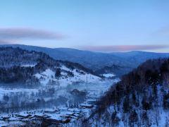 冰与雪之歌 ——哈尔滨亚布力雪乡雪谷4日游