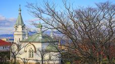函馆哈里斯托斯正教堂