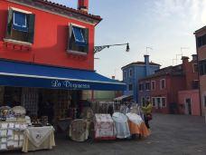 威尼斯彩色岛-意大利-蛙