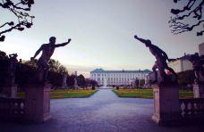 米拉贝尔宫殿和花园-萨尔茨堡-湯子_褴褛的生命