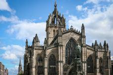 圣吉尔斯大教堂-爱丁堡-doris圈圈