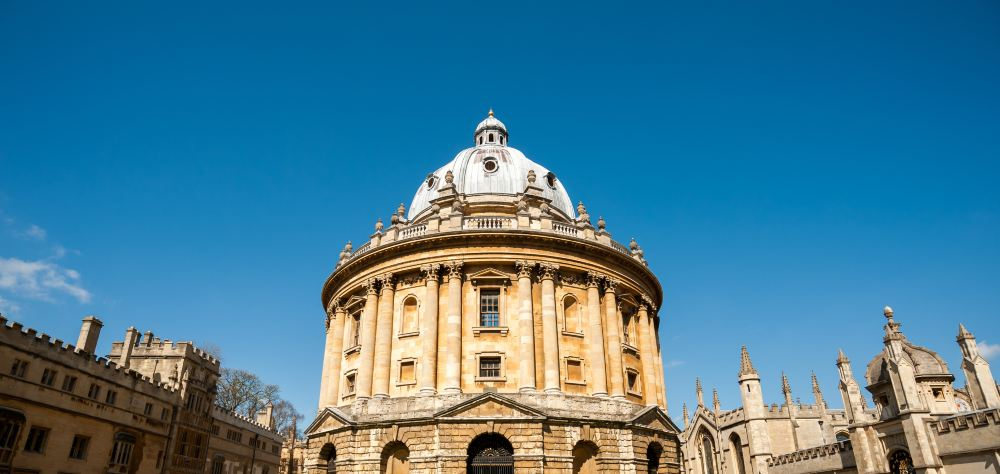 英国-牛津大学