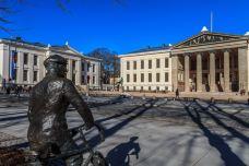挪威国家剧院-奥斯陆-doris圈圈