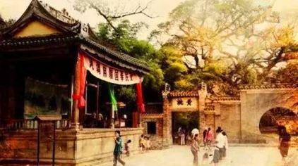 黄姚古镇三月三 (1)