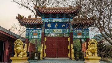 阆中  锦屏山风景区 (1)