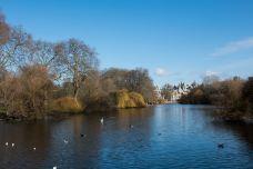圣詹姆斯公园-伦敦-doris圈圈