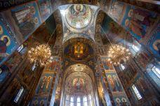 救世主滴血大教堂-圣彼得堡-doris圈圈