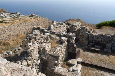 古费拉遗址-圣托里尼-doris圈圈