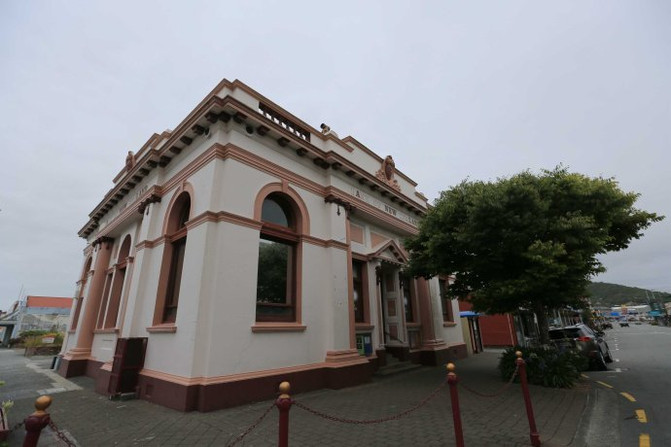 大洋洲 新西兰 西岸大区 格雷茅斯市 - 西部落叶 - 《西部落叶》· 余文博客