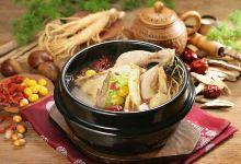 首尔美食图片-人参鸡汤