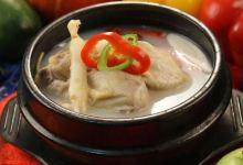 釜山美食图片-参鸡汤